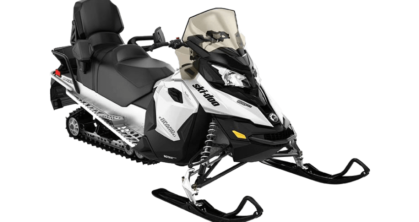 touring sleds for rent in golden bc