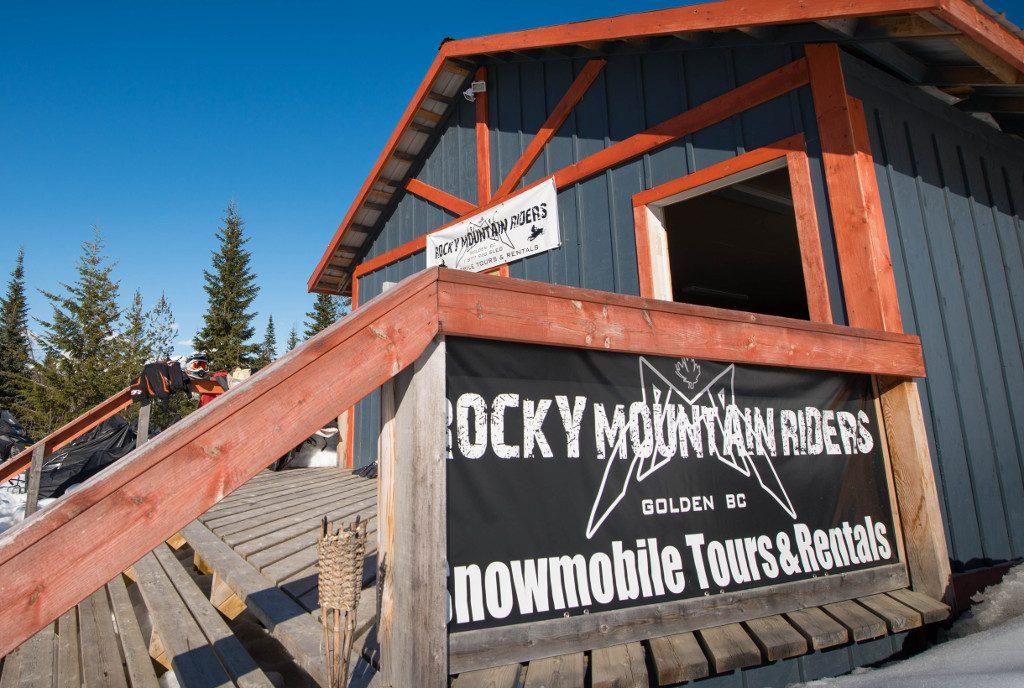 Kicking Horse Snowmobile Tours – Rocky Mountain Riders