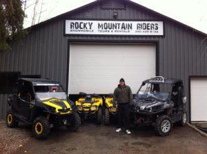 rocky mountain riders atv rentals golden
