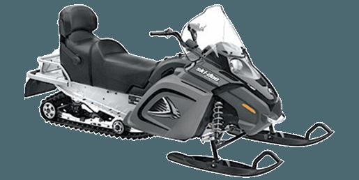 snowmobile rentals golden ski-doo expedition
