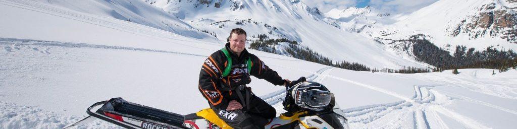 banff snowmobile tour guides