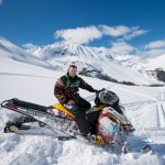 banff snowmobile tour guides