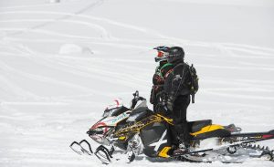 snowmobile rentals golden