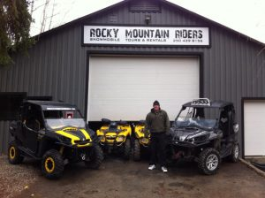 rocky mountain riders atv rentals golden