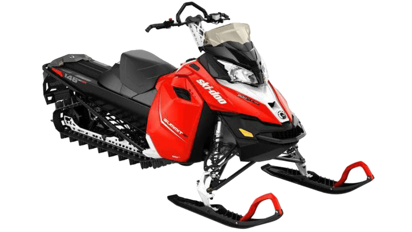 Ski-Doo rental in golden bc Summit SP 800cc