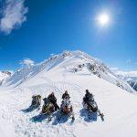 golden bc sled rentals
