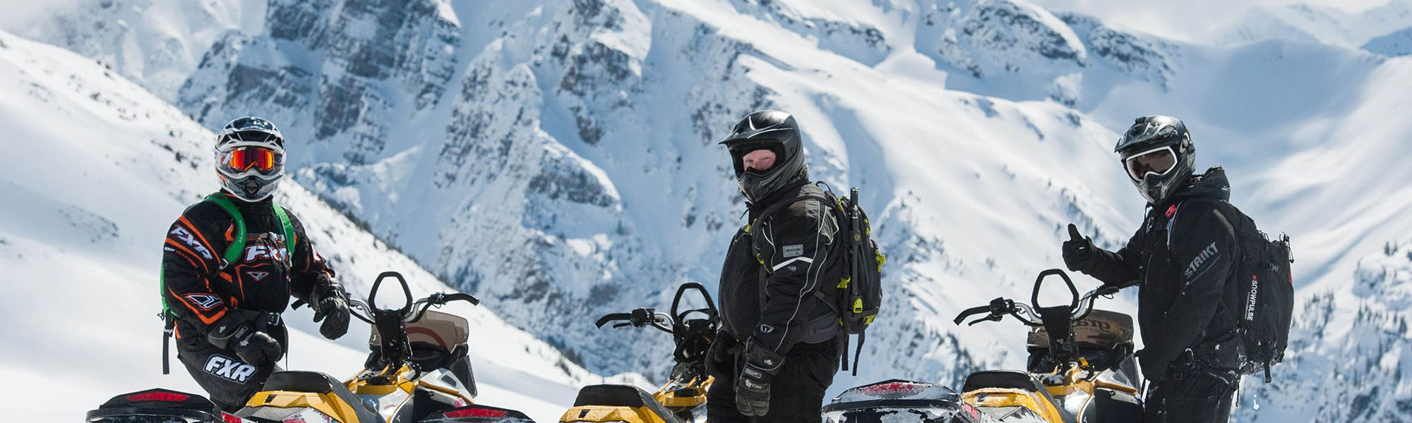 golden bc snowmobile rentals