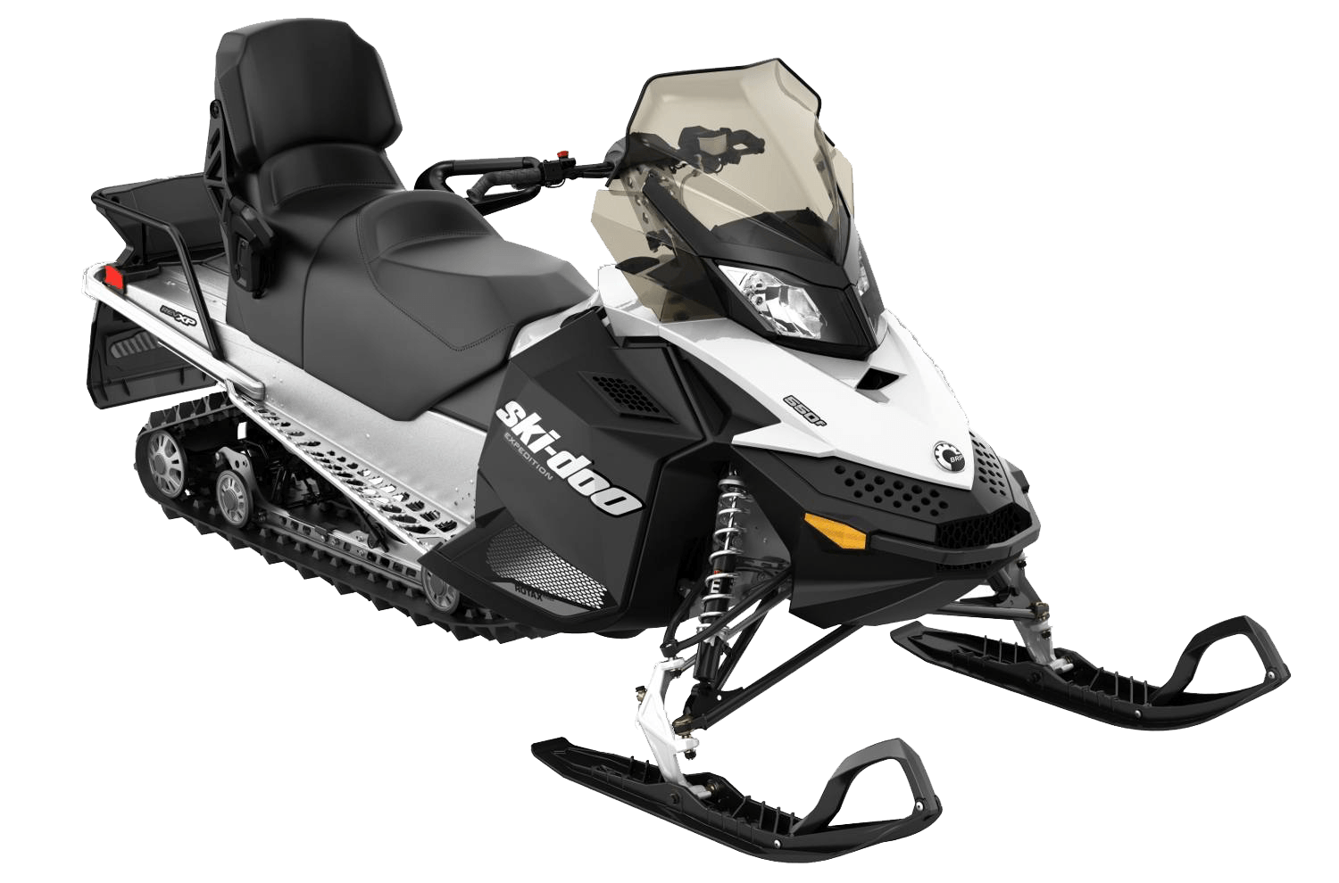 ski-doo expedition snowmobile rental golden